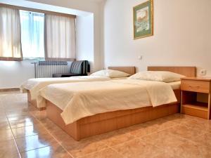 Krevet ili kreveti u jedinici u objektu Motel Dobra