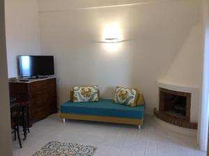 Area soggiorno di Casa Antioco Original