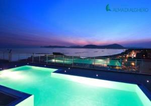 The swimming pool at or near Alma di Alghero Hotel