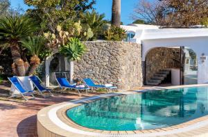 The swimming pool at or near Villa Ravino Aparthotel