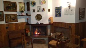 Hall o reception di Agriturismo Volpe Golosa