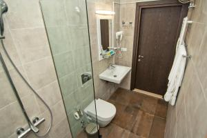 Ванная комната в Sky Inn Batumi