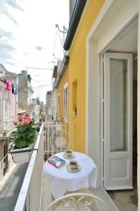 Balcone o terrazza di Ragusa exclusive flat with terrace and barbecue