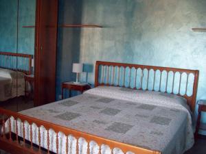 Letto o letti in una camera di Il Nido Delle Rondini