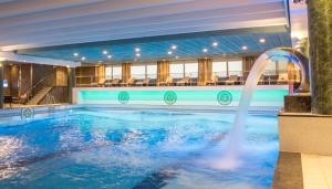 The swimming pool at or near Beach Hotel Noordwijk