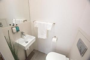 A bathroom at Room Home Stay