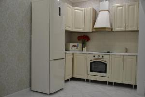 Кухня или мини-кухня в Apartment Bellini
