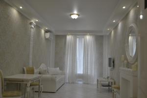 Гостиная зона в Apartment Bellini