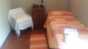 Кровать или кровати в номере Hotel Rondanino
