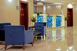 O saguão ou recepção de Le Bosphorus Hotel - WS