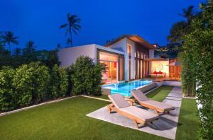 Der Swimmingpool an oder in der Nähe von W Koh Samui - SHA Plus