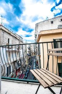 Balcone o terrazza di Le Mura Antiche