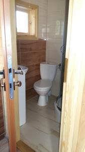 Łazienka w obiekcie Stajnia Bocianie Gniazdo