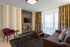 A seating area at Splendid Conference & Spa Hotel – Adults Only
