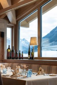 A restaurant or other place to eat at Superior Hotel Post Ischgl