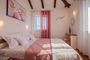 Krevet ili kreveti u jedinici u objektu Apartman Madlen