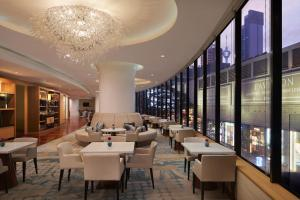 A restaurant or other place to eat at The Westin Kuala Lumpur