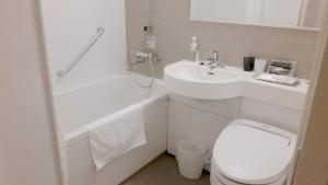 A bathroom at Sakura Terrace