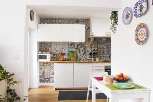 A cozinha ou kitchenette de Sea for Yourself