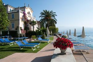 Piscina di Hotel Monte Baldo e Villa Acquarone o nelle vicinanze