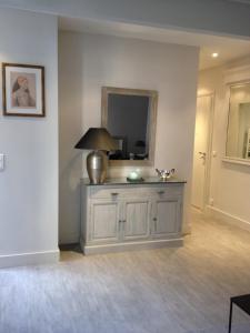 A kitchen or kitchenette at Appartement Cherche-Midi