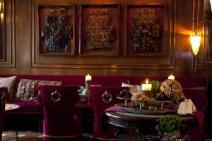 Getränke in der Unterkunft Hotel Metropole Venezia