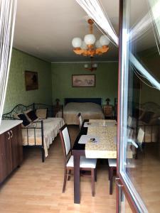 Restauracja lub miejsce do jedzenia w obiekcie Zakątek