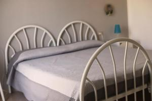 Letto o letti in una camera di Pavì Delle 5 Terre