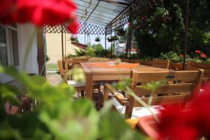 Restaurace v ubytování Simply Szálló