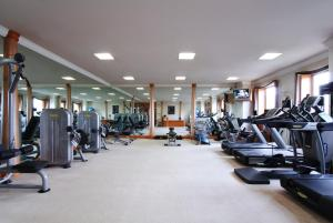 The fitness centre and/or fitness facilities at The Westin Osaka