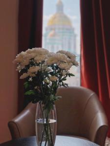 Гостиная зона в Отель Елоховский Сити