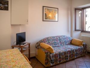 Un ou plusieurs lits dans un hébergement de l'établissement Appartamenti Raineri