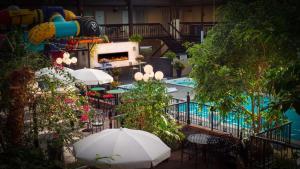 Vista de la piscina de Best Western Plus Cairn Croft Hotel o alrededores