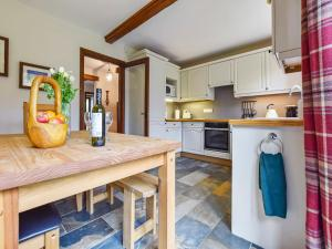 A kitchen or kitchenette at Stepping Stones