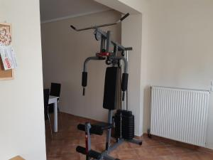The fitness center and/or fitness facilities at Smart Choice Home