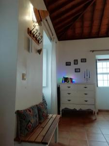 Uma área de estar em Casa do Norte - Santa Maria