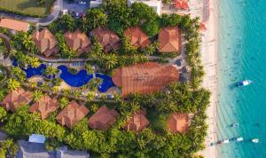 Mayan Princess Beach & Dive Resort a vista de pájaro