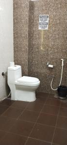 Un baño de Joey's Hostel Agra