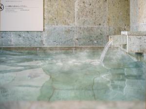 京都四條河原町超級酒店游泳池或附近泳池