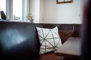 Postel nebo postele na pokoji v ubytování Appartements Kaserbacher