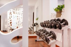 Palestra o centro fitness di Hotel Esplendido