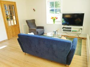 A seating area at Rur Haus