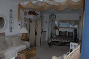 A bunk bed or bunk beds in a room at Ocean Vista Resort