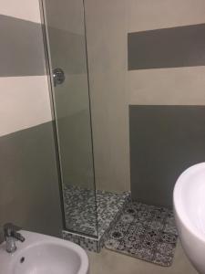 Um banheiro em Oltremare