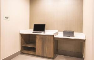 A television and/or entertainment center at La Quinta by Wyndham York