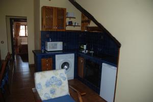 Una cocina o zona de cocina en Lugar do Sixto