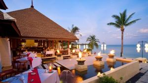A restaurant or other place to eat at Pavilion Samui Villas and Resort - SHA Plus