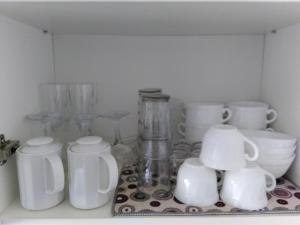 Принадлежности для чая и кофе в Квартира в Центральном районе