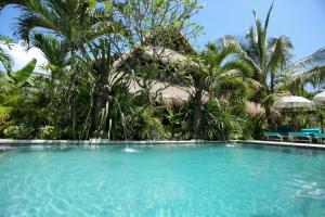 The swimming pool at or near Tigerlillys Boutique Hotel