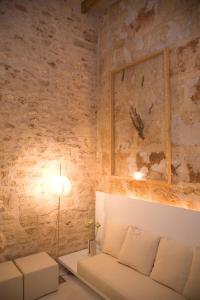 Area soggiorno di S'Hotelet de Santanyi